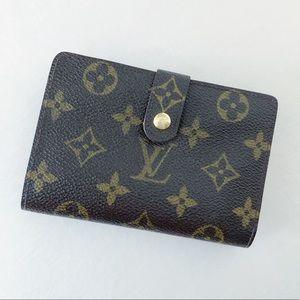 Louis Vuitton Wallet Viennois Monogram